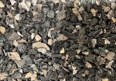 Materials - Industrial Resin Recycling LLC - TPO_Regrind